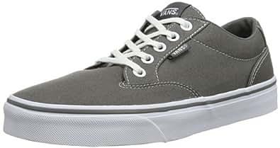 Vans W Winston, Baskets mode mixte adulte - Gris (Charcoal Grey/White), 34.5 EU
