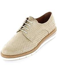 Tamaris 1-1-23603-28-001, Chaussures de ville à lacets pour femme noir noir - noir - noir,
