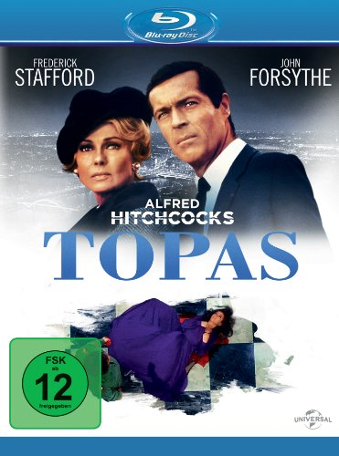 Bild von Topas [Blu-ray]