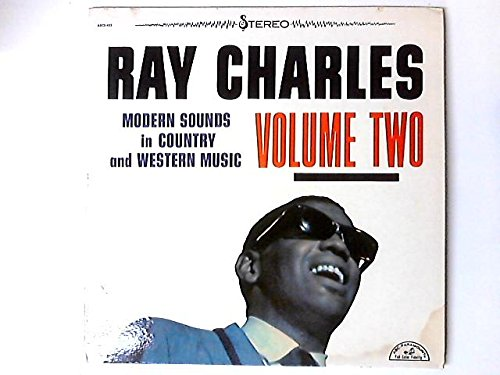 Modern Sounds In Country And Western Music Volume Two LP Ray Charles Modernen Sounds