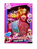 #5: Smiles Creation Fashion Doll with Dresses & Accessories Toy for Kids