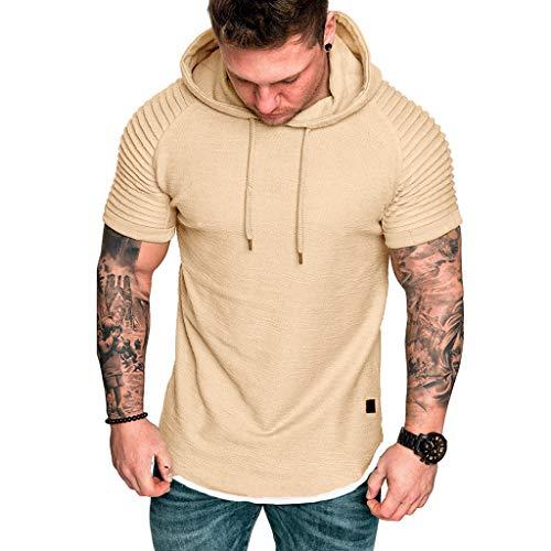 T Shirt Tank Top Sweatshirt Hemd Kurzarm Unterhemden Poloshirt Hoodie Männer Kapuzenpullover Pulli Herren