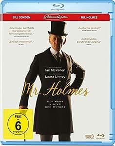 Mr. Holmes [Blu-ray]
