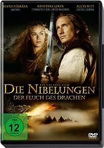 Die Nibelungen-der Fluch des Drachen [Import allemand]