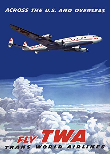 vintage-aviation-travel-america-across-the-us-and-overseas-fly-twa-c1952-reproduction-aviation-poste