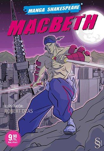Macbeth Manga Shakespeare