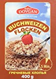 Dovgan Buchweizenflocken, 5er Pack (5 x 400 g)