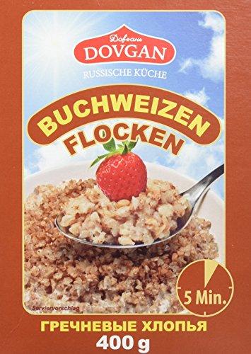 Dovgan Buchweizenflocken, 5er Pack (5 x 400 g) Test