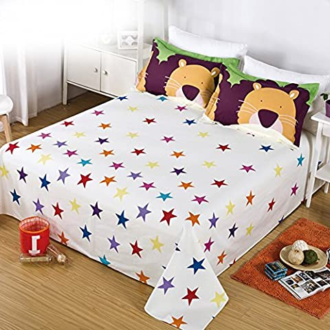 cotton printing bedspreads/Single cotton double-R 200x230cm(79x91inch)