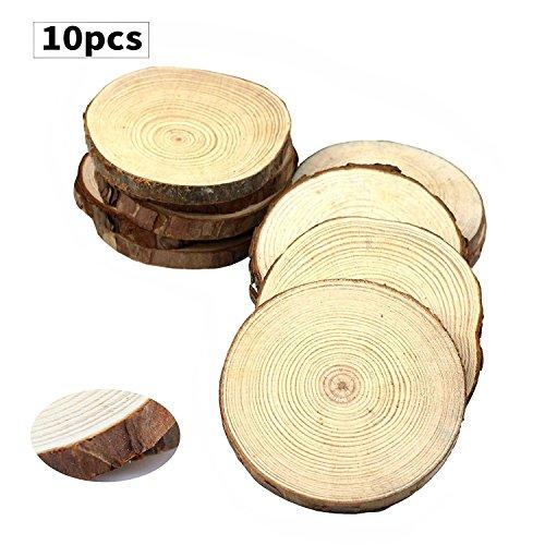 fuhaieec-10pcs-35-4-crculos-pendientes-de-rodajas-de-madera-natural-con-corteza-de-rbol-log-discos-p