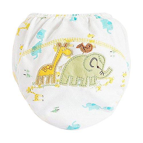 Unbekannt - Calzones de Entrenamiento - para bebé niño Elefant & Giraffe...