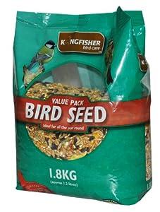 King Fisher Wild Bird Seed Bag, 1.8 kg