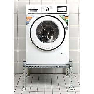 FigoFix Waschmaschinen bzw. Trocknergestell, Premium, Made in Germany