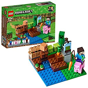 LEGO UK - 21138 Minecraft The Melon Farm Building Toy