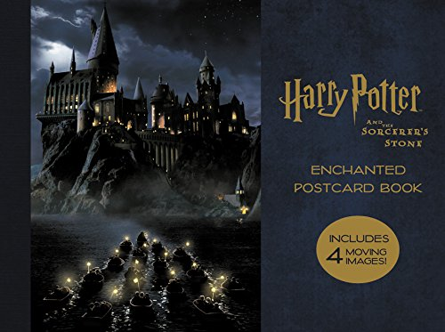 Harry Potter and the Sorcerer's Stone Enchanted Postcard Book por Harper Design International