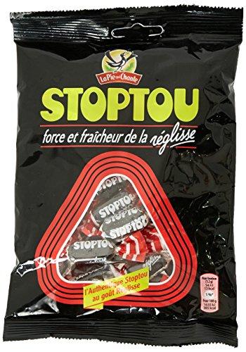 La Pie qui chante Stoptou au Réglisse 165 g
