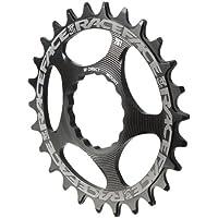 RaceFace, Corona per catena della bici Direct Mount, Nero (schwarz - schwarz), 26 denti