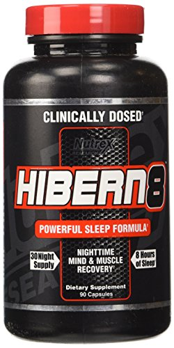 With the widespread use of energy drinks, fat burners, pre workout supplements, stress at work, over indulgence in mobile phones, deep quality sleep can be hard to come by. HIBERN8 is a powerful sleep formula that helps you to easily fall and stay asleep.   It promotes deep and restful sleep that helps in recovery of the mind and the body. Waking up in the morning refreshed increases productivity of the mind and is important for achieving optimal physical performance at the gym.  Sufficient deep sleep is not only needed but quintessential for both muscle growth and fat loss.