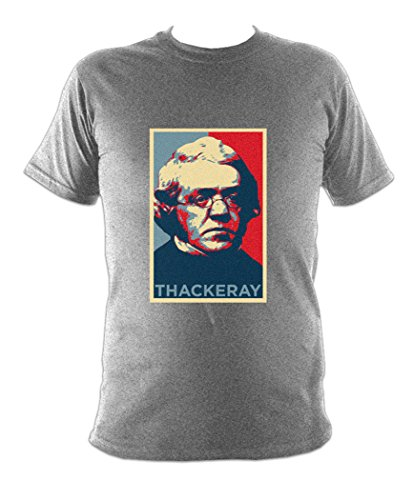 William Makepeace Thackeray T Shirt - Hope - TEE Graphic T-Shirt - Gift