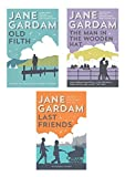 Jane Gardam Set - Old Filth Trilogy: Old Filth, The Man in the Wooden Hat & Last Friends