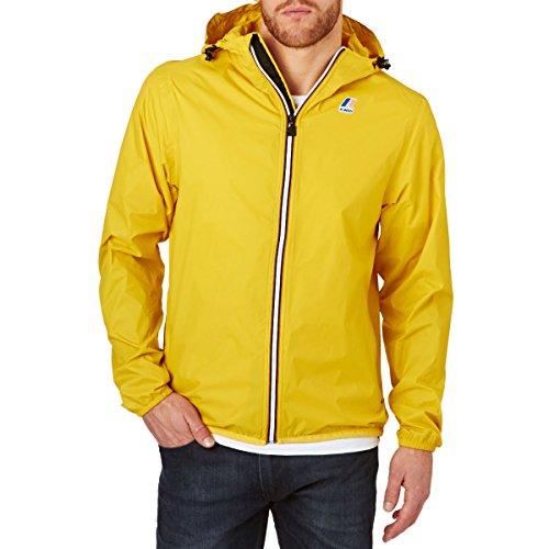 K-Way Le Vrai Claude - Blouson - Manches longues - Homme yellow