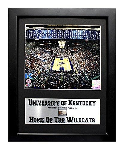 Rupp Arena (Encore Select 134-06NCAA Kentucky Universität Deluxe Rahmen Home der Wildkatzen Print und Rupp Arena-teiliges, 12Zoll von 18)