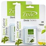 #4: Zevic Stevia Sugarfree Tablets - 200 Tablets