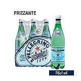 S. PELLEGRINO, Acqua Minerale Naturale Frizzante 75cl x 6