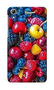 CimaCase Fruits Designer 3D Printed Case Cover For HTC Desire 826