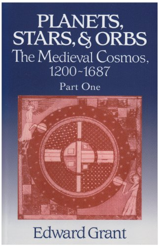 Planets, Stars, and Orbs 2 Volume Set: The Medieval Cosmos, 1200-1687: Planets, Stars, and Orbs 2 Volume Set 2 Paperback books