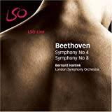 Beethoven - Symphonies Nos 4 and 8 (LSO)