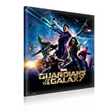 Marvel Guardians Of The Galaxy Leinwand Bilder (PPD2119O1FW) - Wallsticker Warehouse - Size O1 - 100cm x 75cm - 230g/m2 Canvas - 1 Piece