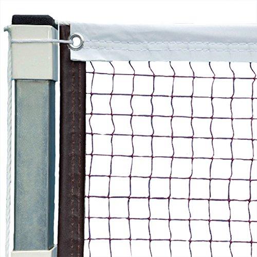 Geshiglobal Taille compl/ète Standard Filet de badminton pour Professional entra/înement sportif volants en Jeu