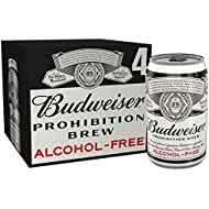 Budweiser Prohibition 0.0% 4 x 330ml