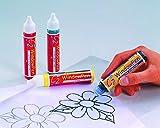 C.KREUL Window Color Hobby Line C2, 29 ml, glitzersilber