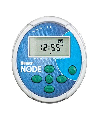 Bewässerung Timer Hunter Bewässerung-Controller-Karte A Batterie 9V Batterien 9V node200-2Zonen (Hunter-bewässerung-controller,)