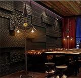 HYW European-Style Stehleuchte Serie American Retro Stehleuchte European Industrial Rohre aus Dem Schlafzimmer Den Restaurant Bar Tisch montiert Stehleuchte - Retro-Stehleuchte