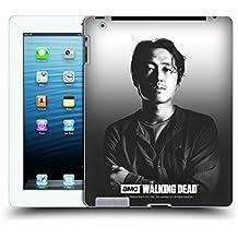 Official AMC The Walking Dead Glenn Filtered Portraits Hard Back Case for iPad 3 / iPad 4