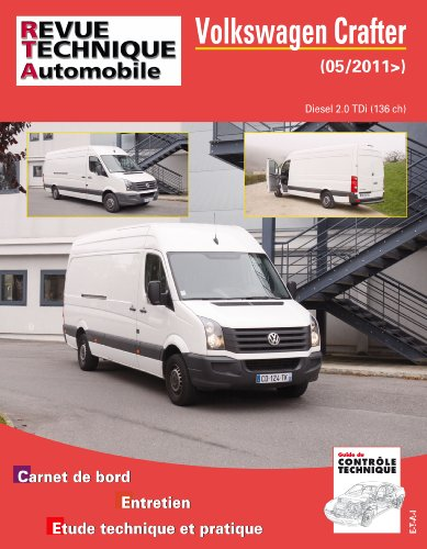 Revue Technique B772 Volkswagen Crafter 2.0 tdi 136