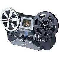 SCANNER DE PELLICULE 8MM ET SUPER 8 A LOUER POUR 1 SEMAINE, Reflecta scanner super 8 et 8mm à louer, taille max: 12,7cm, livraison et retour gratuits