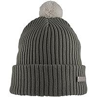 Super Yellow, Cappello di lana Halo, Grigio (grau - grau), Taglia unica