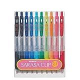 Best Sets Zebra Gel Pen - Zebra Sarasa JJH15-10C 0.3mm Gel Ink Pen Review