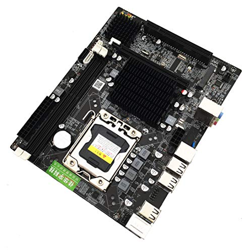 X58 Motherboard Tarjeta Madre Descuento