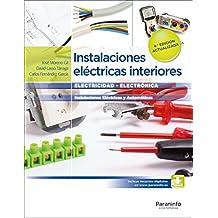 Instalaciones eléctricas interiores 4.