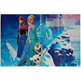 Partysanthe Frozen Bowtique Plastic Name Board/ Frozen Theme Party Name board