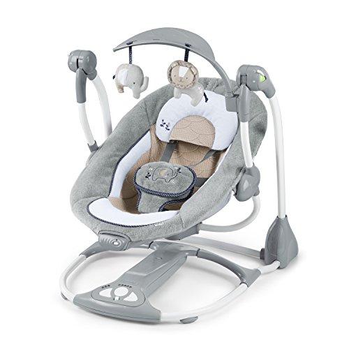 Ingenuity, 2 in 1 Babyschaukel und -sitz, Townsend