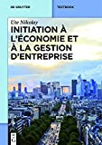 Initiation à l'économie et à la gestion d'entreprise