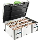 Festool 498899 Coffret de dominos en hêtre (Import Allemagne)