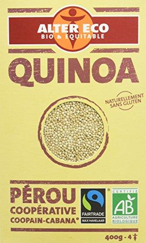 Alter Eco Quinoa Blond - Lot de 2