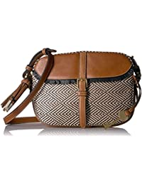 Fossil Kendall Crossbody, Natural